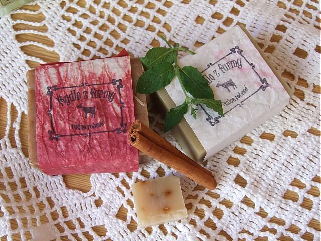 Prirodne mydla - skusenost